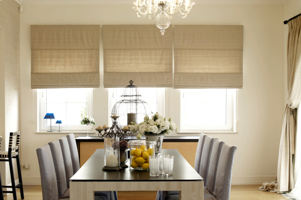 dining room shades