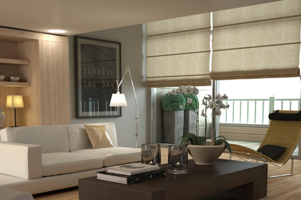 contemporary shades